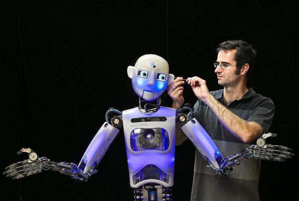 Кто несет ответственность за роботов в мире людей?