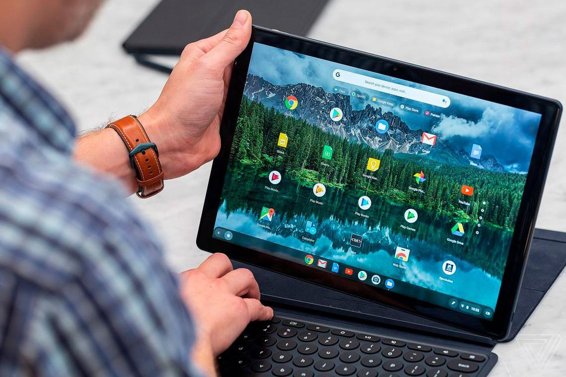 Google закрыла продажи своего флагманского планшета Pixel Slate