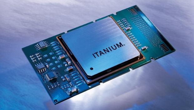 Процессоры Intel Itanium «потерянные» для ядра Linux