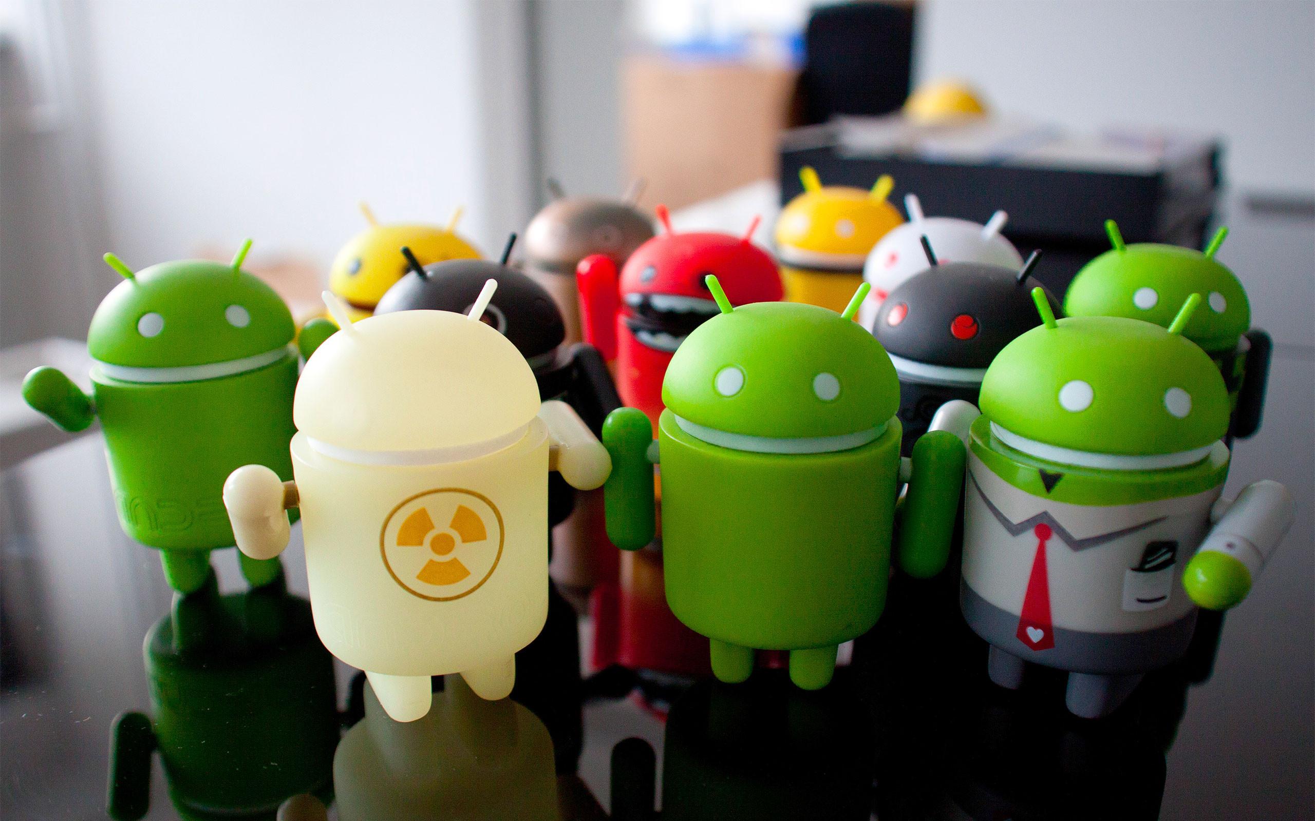 Массовый сбой на Android